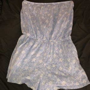 super cute tube romper